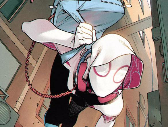 Spider-Gwen, Ghost Spider