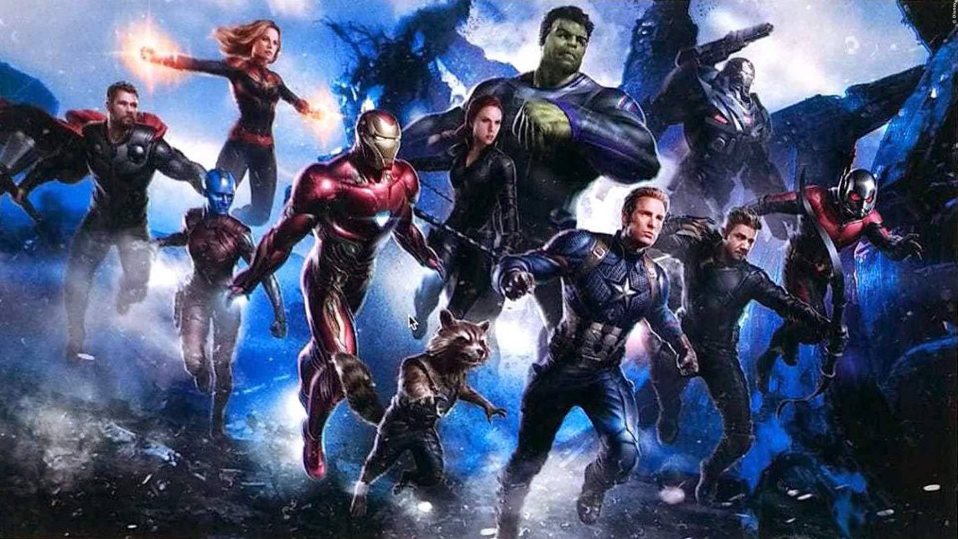 rzekomy opis trailera A4, Avengers