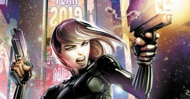 seria black widow