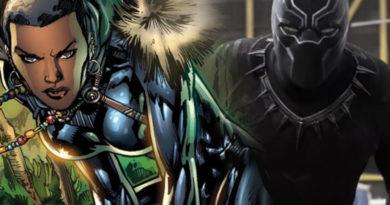 Black Panther, Shuri