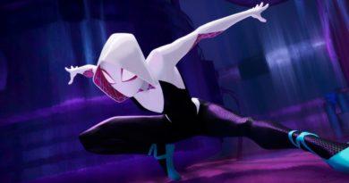 Into The Spider-Verse, Spider-Gwen, Ghost-Spider