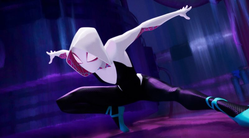 Into The Spider-Verse, Spider-Gwen, Ghost-Spider