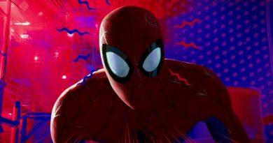 Spider-Man, Into The Spider-Verse, Spidey