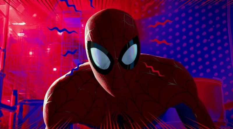 Spider-Man, Into The Spider-Verse, Spidey