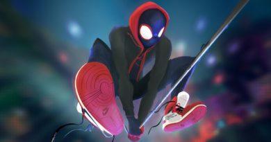 Spider-Man, Miles Morales, Into The Spider-Verse