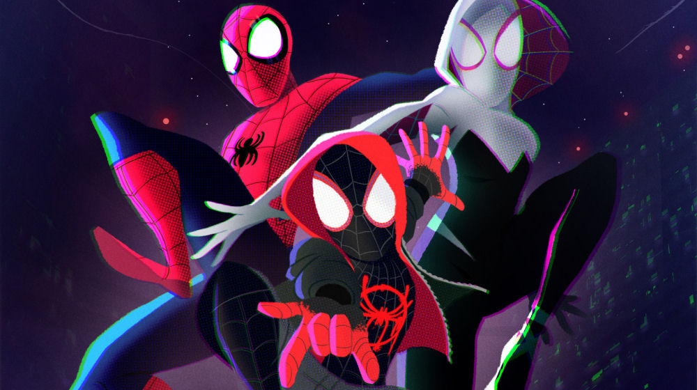 Spider-Man, Ultimate Spider-Man, Ghost-Spider, Into The Spider-Verse, Phil Lord