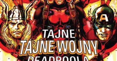 Tajne Tajne Wojny Deadpoola, Secret Wars, Deadpool