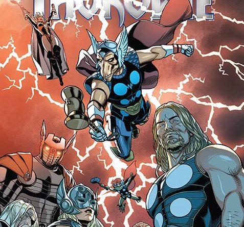 Tajne Wojny, Thorowie, Secret Wars, Thor
