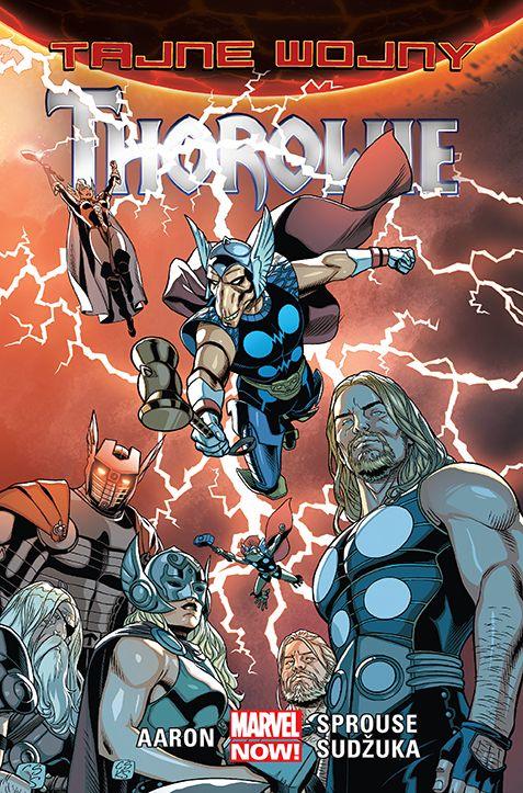 """""""Tajne Wojny: Thorowie"""" – Recenzja"""