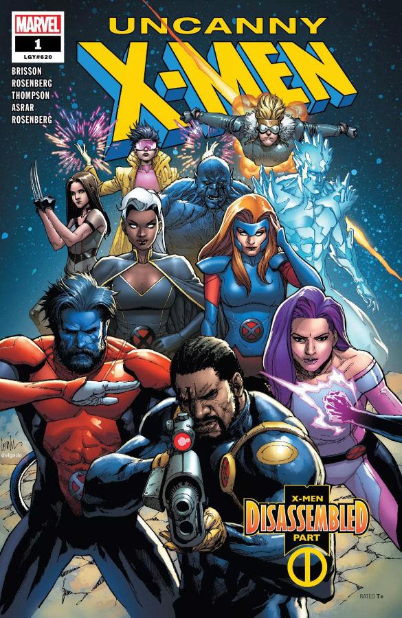 """""""Uncanny X-Men #1"""" (2018) – Recenzja"""