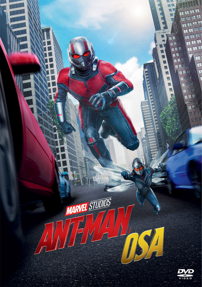 Ant-Man i Osa, Ant-Man and The Wasp