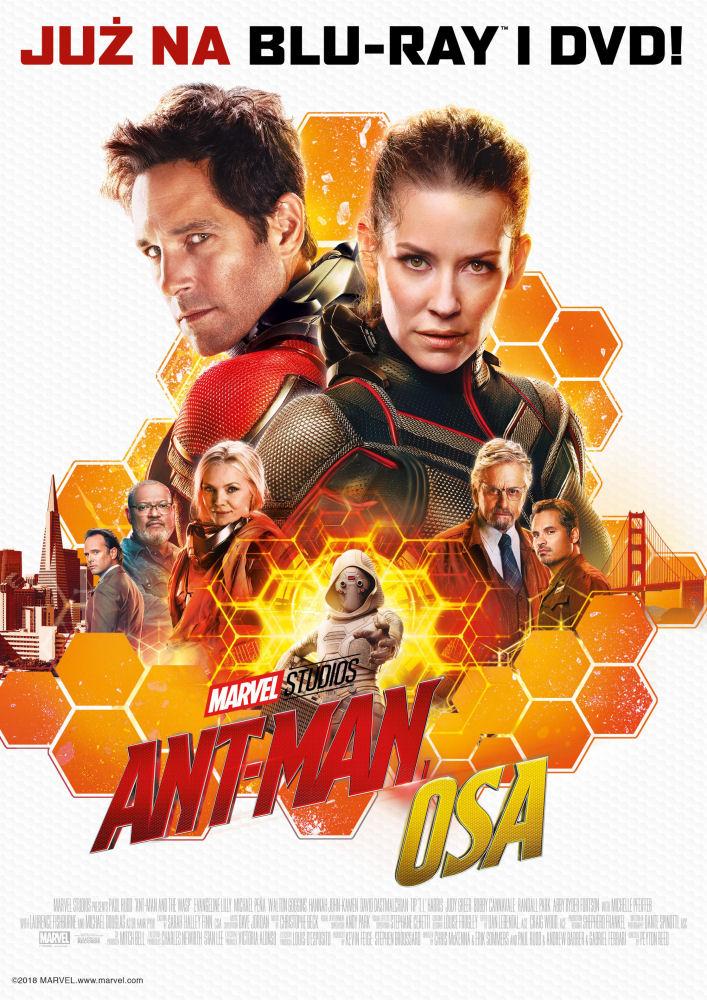 Ant-Man i Osa, Ant-Man and The Wasp