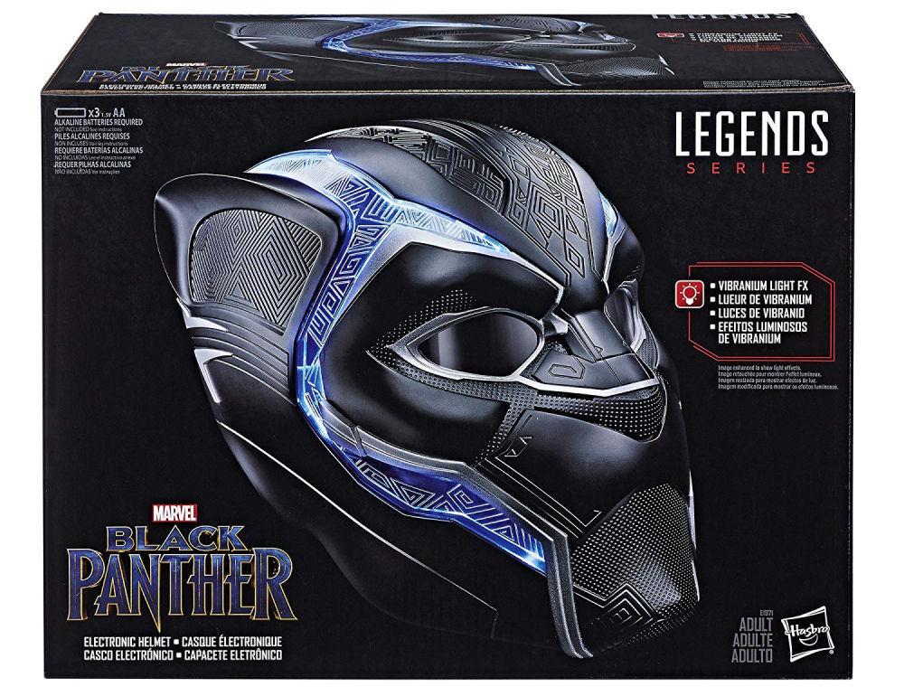 Black Panther, Marvel Legends