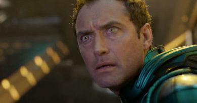 Captain Marvel, Jude Law, Yon-Rogg