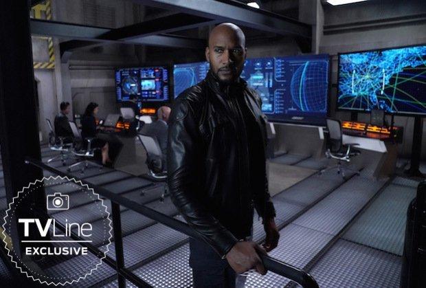 Mack, Agents of S.H.I.E.L.D