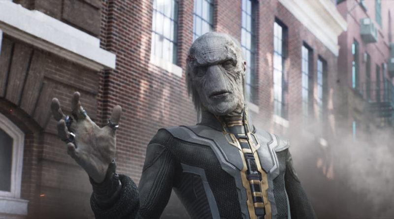Avengers, Infinity War, Ebony Maw