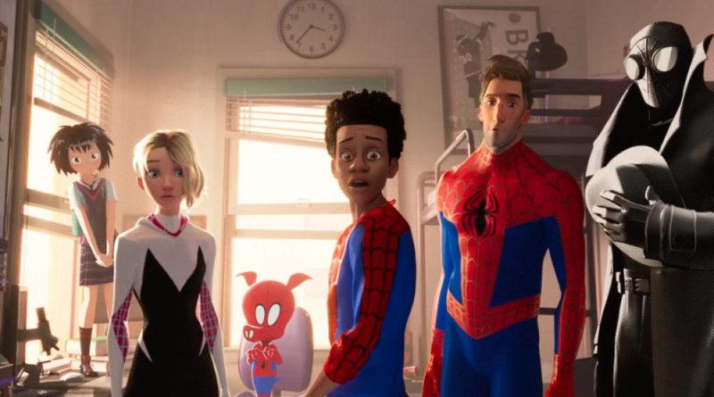 Spider-Man: Into The Spider-Verse, Spider-Man