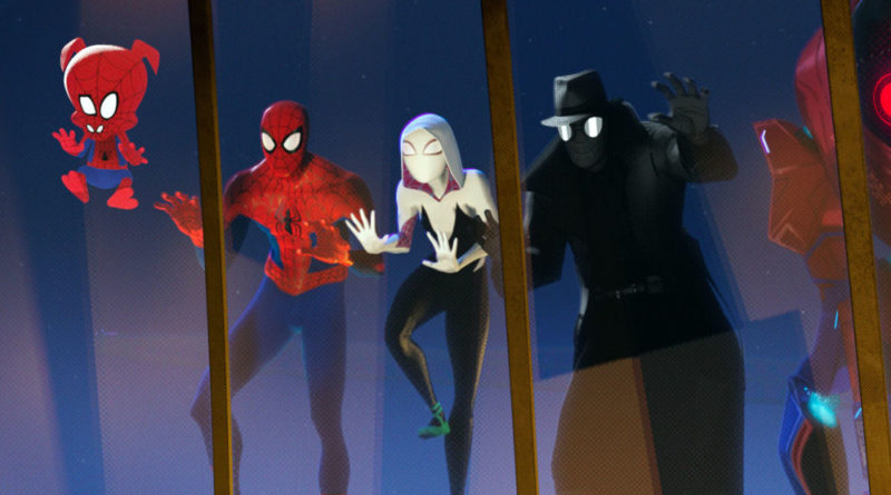 Spider-Man: Into The Spider-Verse, Spider-Man