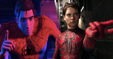 Into The Spider-Verse, Tobey Maguire