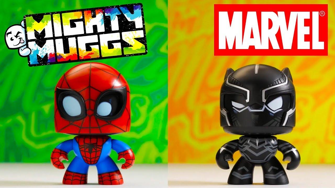 Marvel, Mighty Muggs