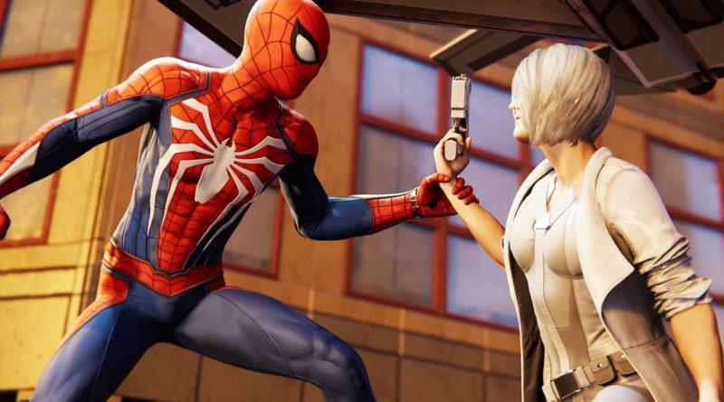 Marvel's Spider-Man Silver Lining