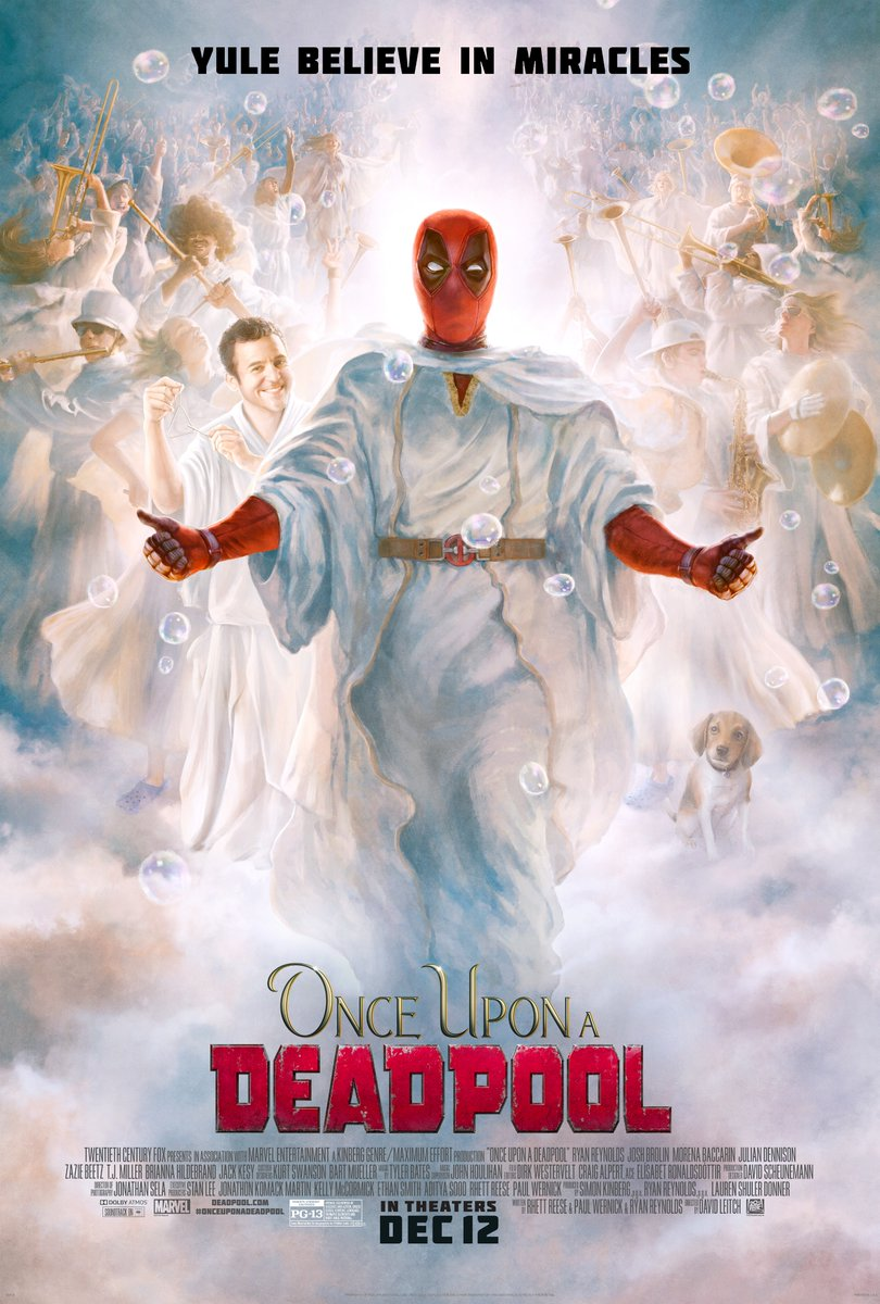 Once Upon a Deadpool, Deadpool