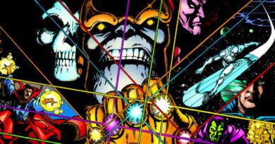 Thanos, Infinity Gauntlet, Rękawica Nieskończoności