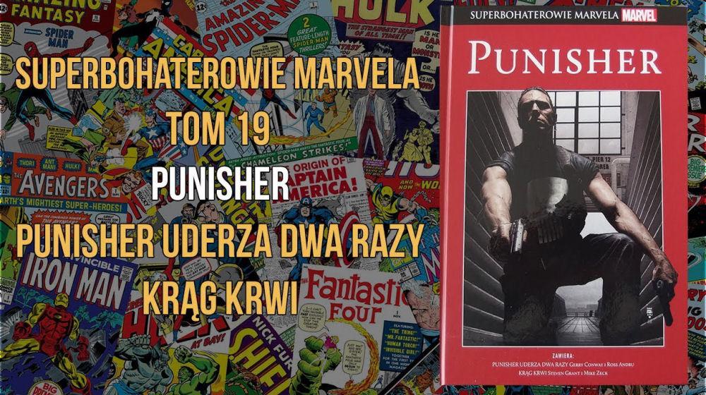 """Superbohaterowie Marvela #19: Punisher"" – Recenzja"