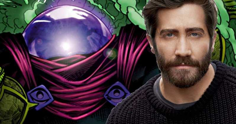 Spider-Man Far From Home, Mysterio, Jake Gyllenhaal