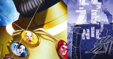 Thanos, Tajne Wojny, Oblężenie, Secret Wars, Siege, Infinity Gauntlet, Infinity Stones