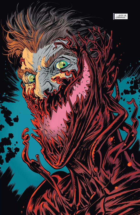 Web of Venom, Carnage