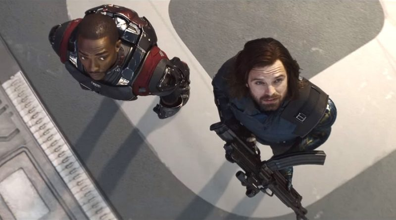 Winter Soldier, Falcon, Sebastian Stan, Anthony Mackie