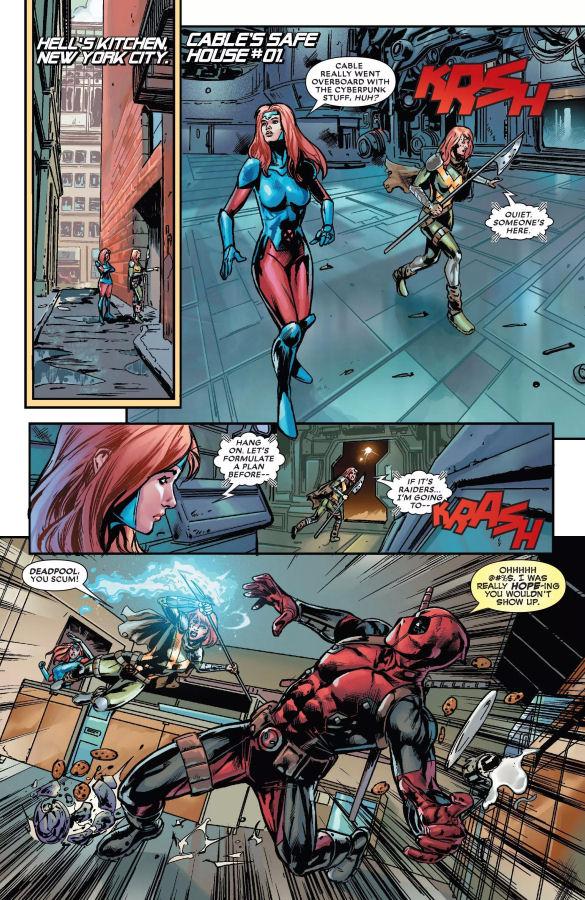 X-Men, The Exterminated