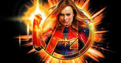 Avengers Endgame, Captain Marvel