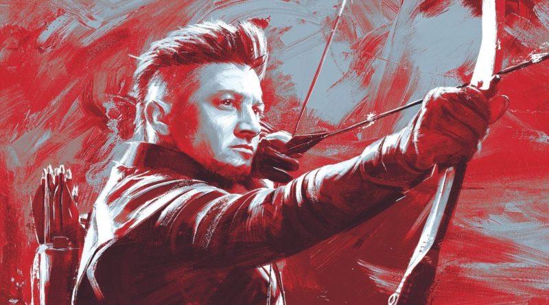 Avengers Endgame, Ronin, Hawkeye