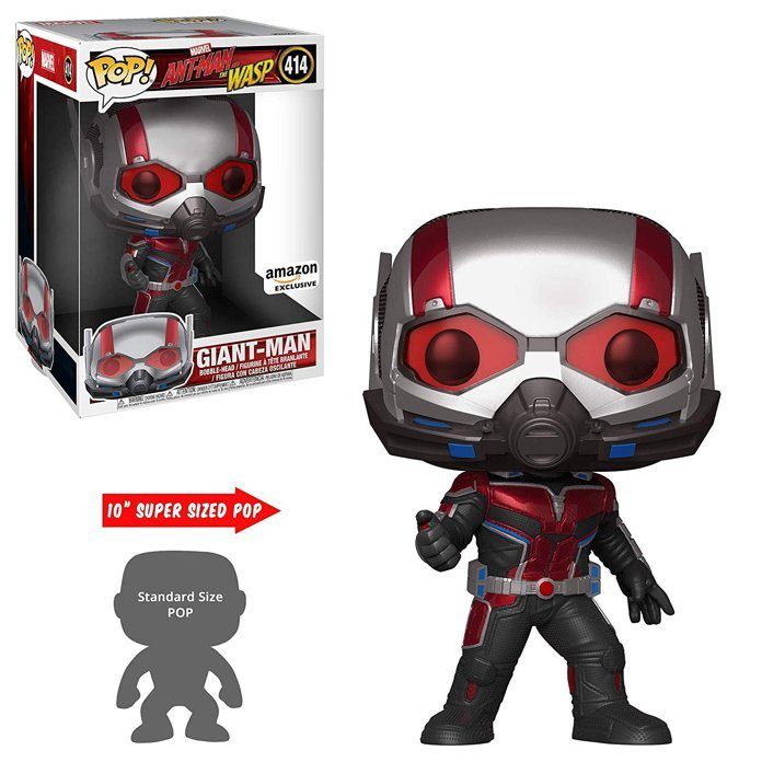 Ant-Man and the Wasp, Giant-Man, Funko Pop