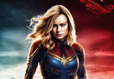 """Captain Marvel"" – Spot WNBA!"