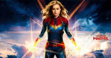 Captain Marvel, Brie Larson