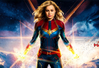 """Captain Marvel"" – Nowy promo art/plakat"