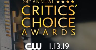 Black Panther, Critics' Choice Awards
