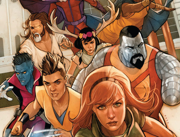 Age Of X-Man, The Marvelous X-Men, X-Man