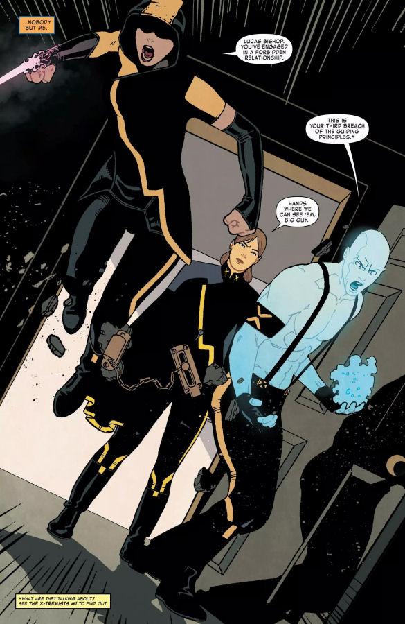 X-Men, Age of X-Man