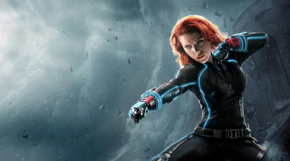 Black Widow, Czarna Wdowa, Natasha Romanoff