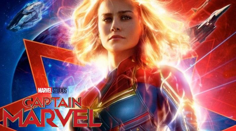 Captain Marvel, Brie Larson, Marvel Studios
