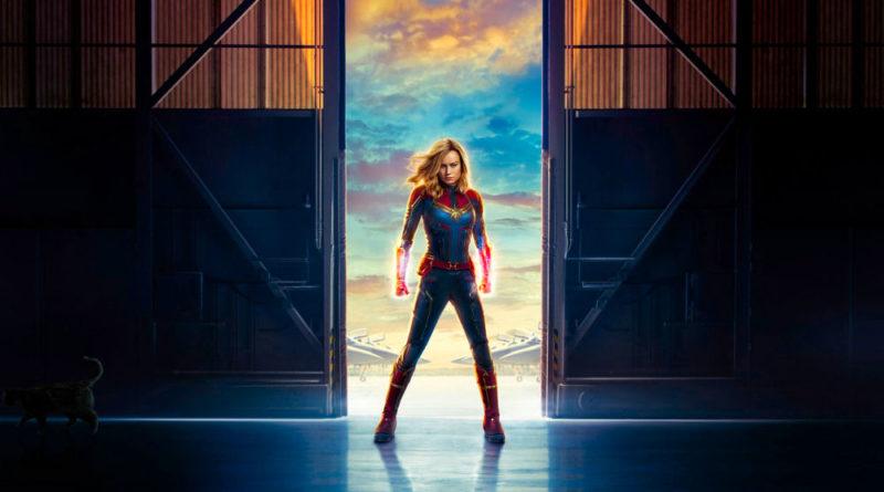 Captain Marvel, Marvel Studios, Carol Danvers, Brie Larson