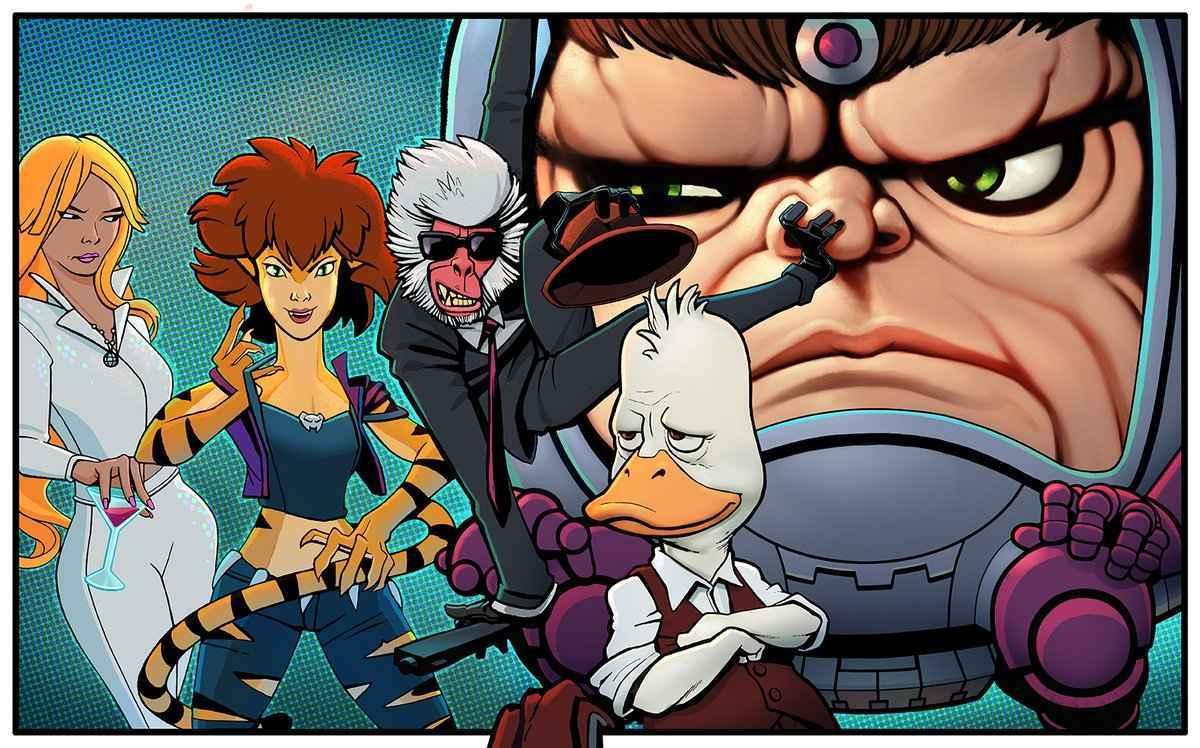 Hulu, Marvel Animation
