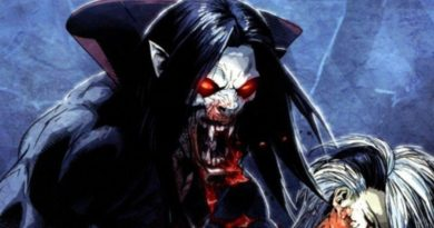 Morbius, The Living Vampire, Marvel Comics