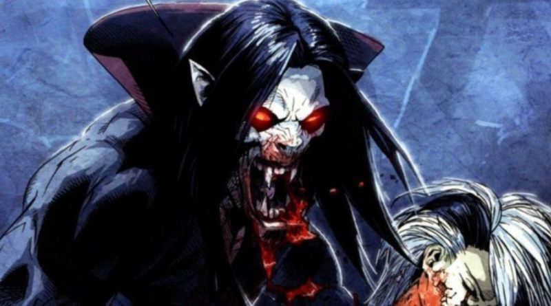 Morbius, The Living Vampire, Marvel Comics