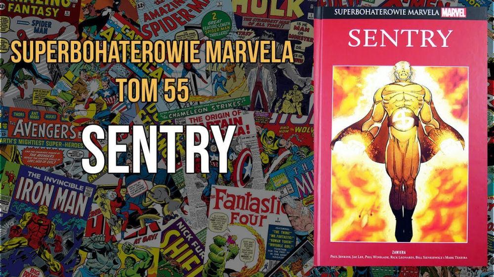 """Superbohaterowie Marvela #55: Sentry"" – Recenzja"