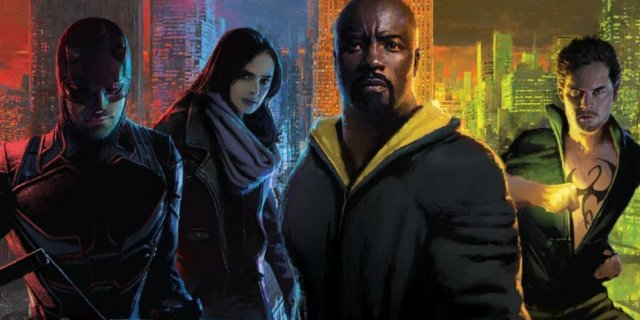 Hulu Marvel Netflix